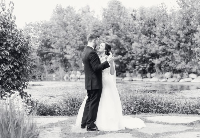 Sterling Heights, MI Wedding Photos | Kevin & Chelsea