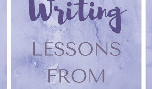 10 Writing Lessons from Friends