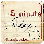 Five Minute Friday – Friend