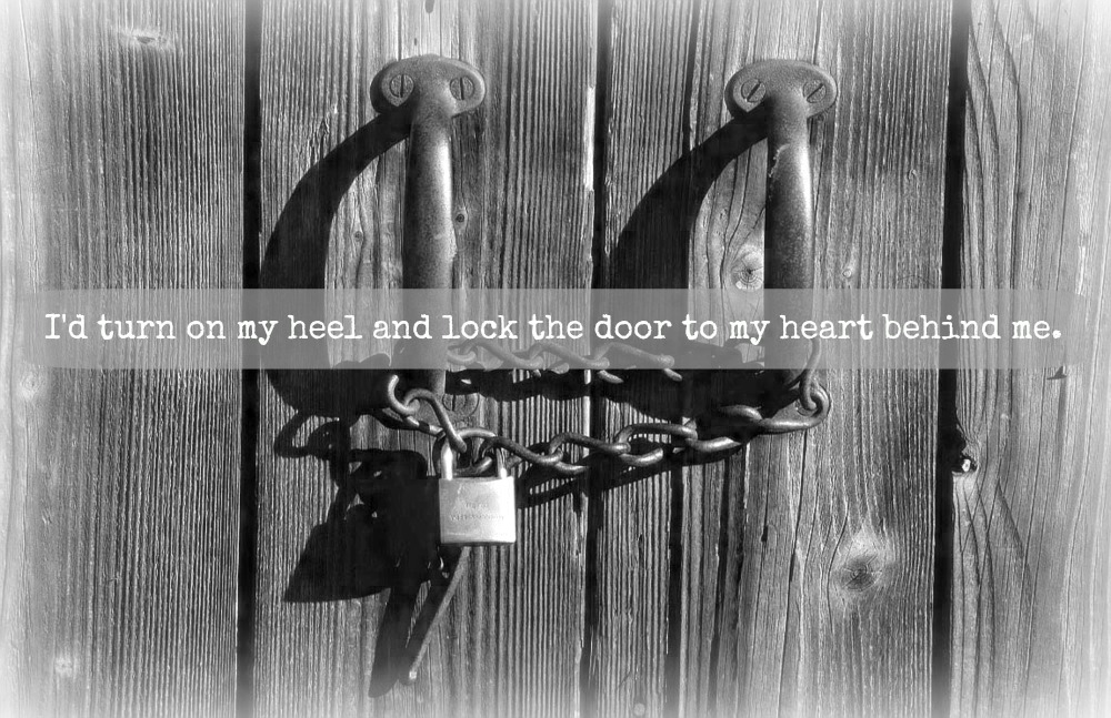 #write31days: Locking Jesus Out