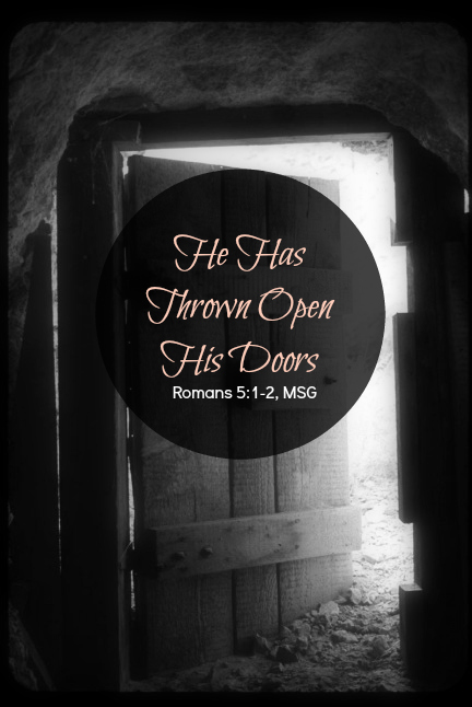 Standing in the Open Door