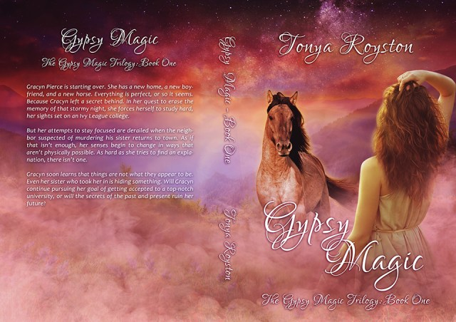 Image result for gypsy magic book cover image