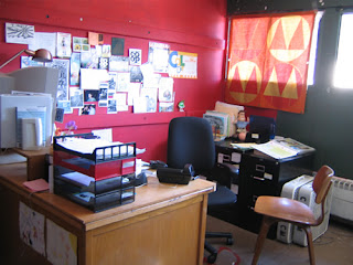 My Office in Casa Zimbabwe