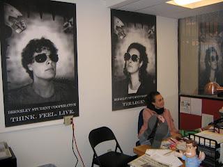 New Office Berkeley Student Coops