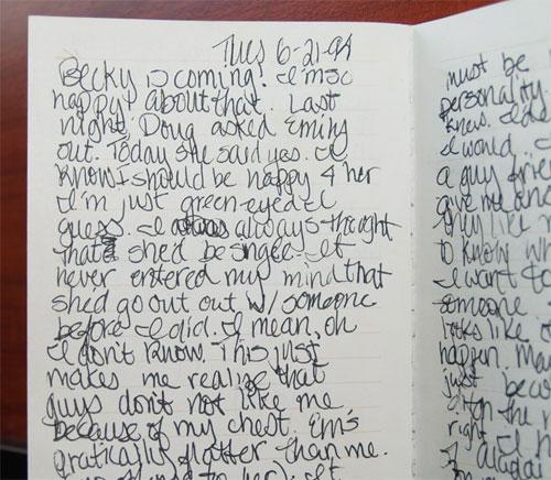 Diary of a lesbian