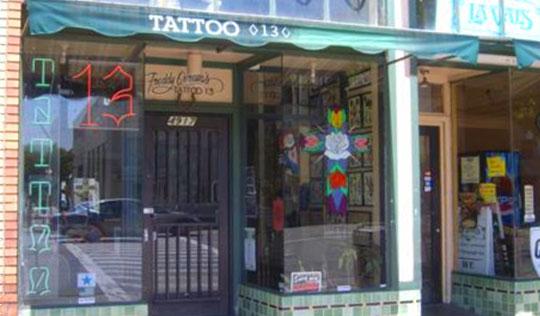 Tattoo 13 Oakland