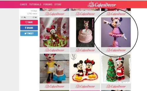 Features Cakes Decor