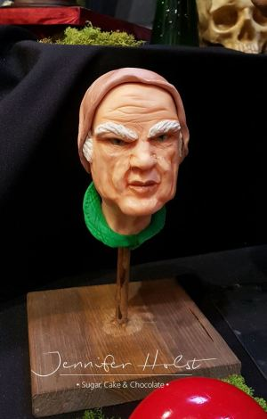 Dwarf Bust Snow White Grimm Obsession