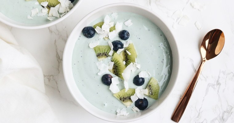 SPIRULINA SUMMER BOWL