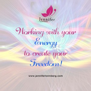 Energy - Jennifer Lonnberg Spiritual Healer Psychic & Mentor
