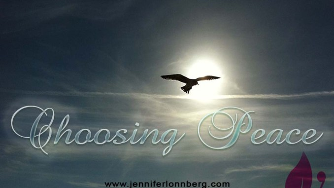 Peace - Jennifer Lonnberg Spiritual Healer Psychic & Mentor