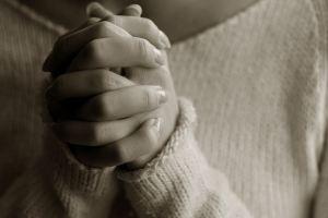 me time: prayer