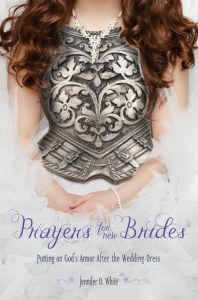 prayers for new brides book cover