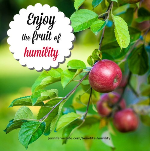 benefits of humility