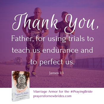 teach us endurance