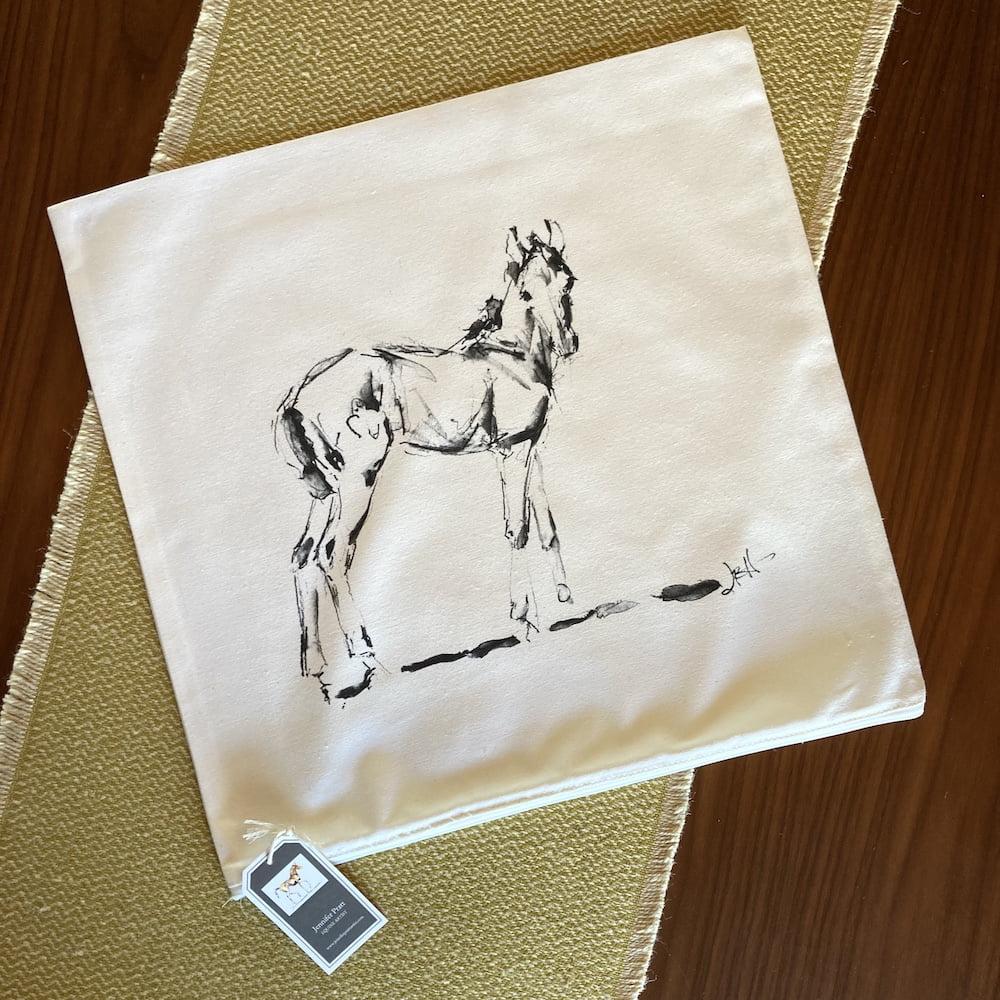 foal pillow©jenniferpratt