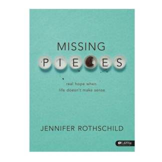 Missing Pieces Member Book with DVD Sampler