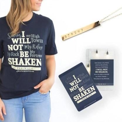 Necklace & T-shirt Bundle