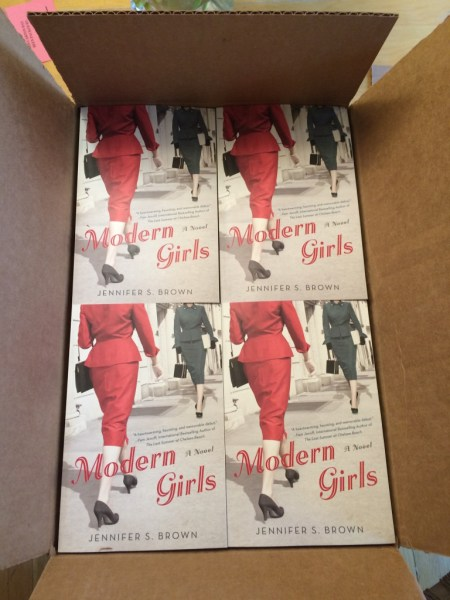 Final books: MODERN GIRLS