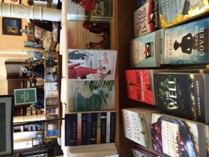 MODERN GIRLS in the Union Square Barnes & Noble in Manhattan