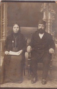 My great-great grandparents who were killed by Nazi soldiers in Varaklani