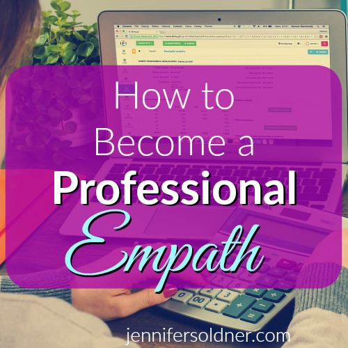 How to Become a Professional Empath