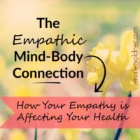 The Empathic Mind-Body Connection