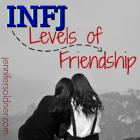 INFJ: Levels of Friendship