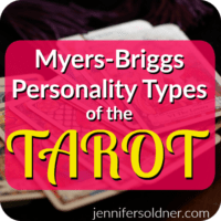 Myers Briggs Personality Types of the Tarot
