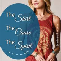 The Shirt, The Cause, The Spirit