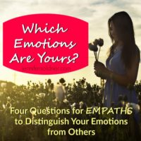 Which Emotions are Yours?
