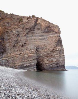 Newfoundland Art - Bell Island Beach