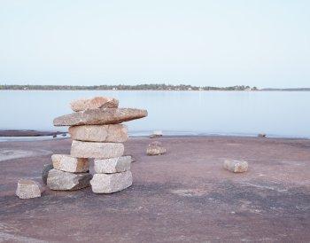 Inuksuk - Fine Art Landscape Photograph