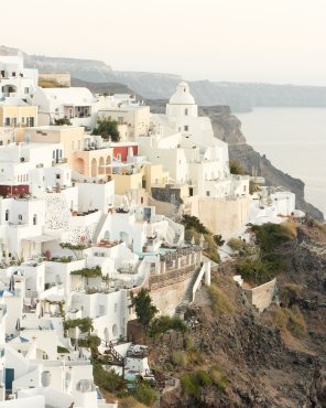 Thira - Santorini Picture - Greece Travel Photography