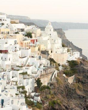 Thira - Santorini Picture - Greece Travel Photography