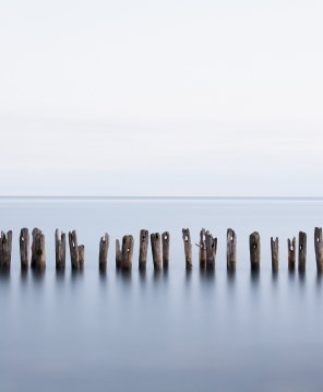 Lake Erie #4 - Seascape Photography