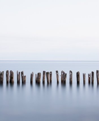 Lake Erie #4 - Seascape Photography