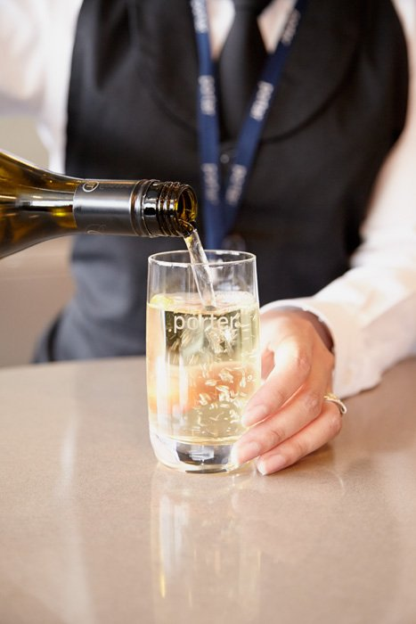 Hospitality Photography - Porter Airlines