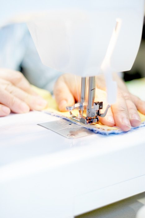 London Documentary - Sewing