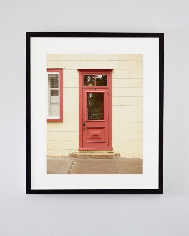 Door Posters - Clara the Baker
