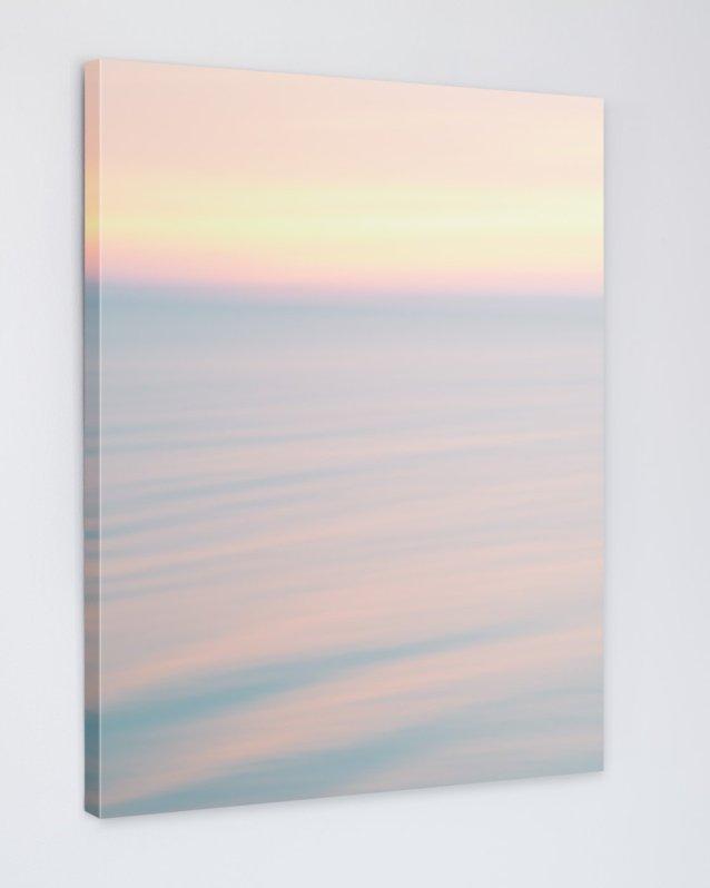 Beach Sunset Canvas Image - Tricia's Free Spirit