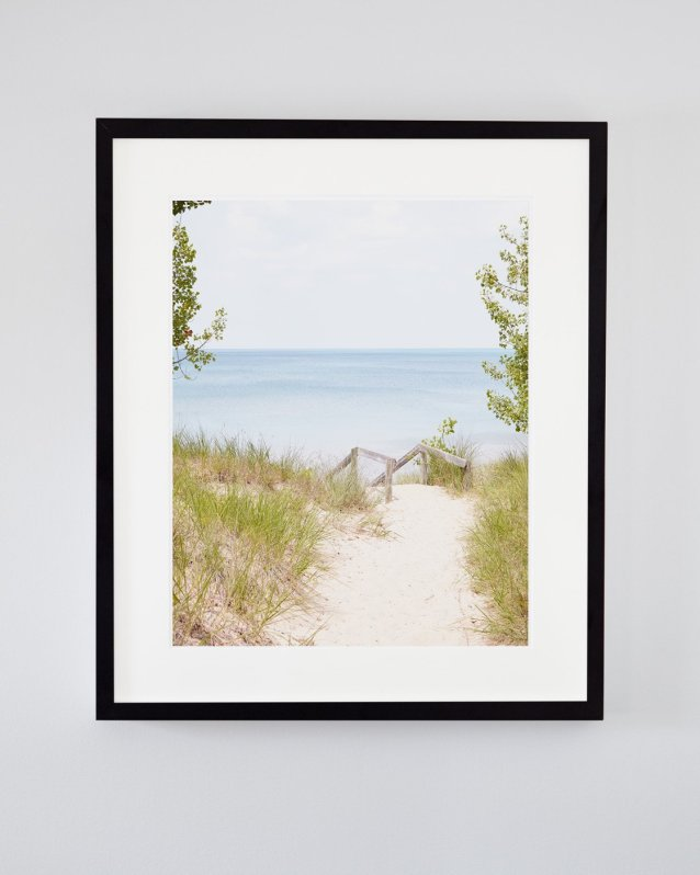 Pinery Steps Beach #5 - Beach Landscape Photography