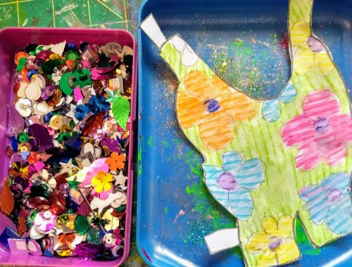 Frog and Toad are Friends: A Swim, Storytime Craft with Miss