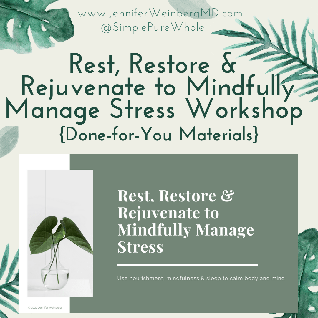 The Whole Cure Meaningful Stress Management Solutionsdr
