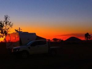 Barcoola Sunset HPK 2015 sm