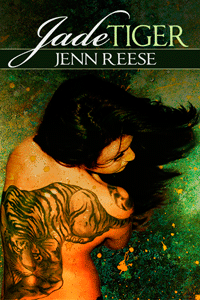 Cover of Jade Tiger by Jenn Reese