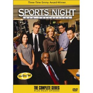 Sports Night DVD