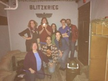 My first escape room! (We escaped.)