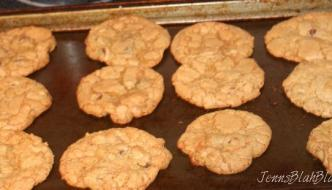 Chewy Peanut Butter Cookie Recipe
