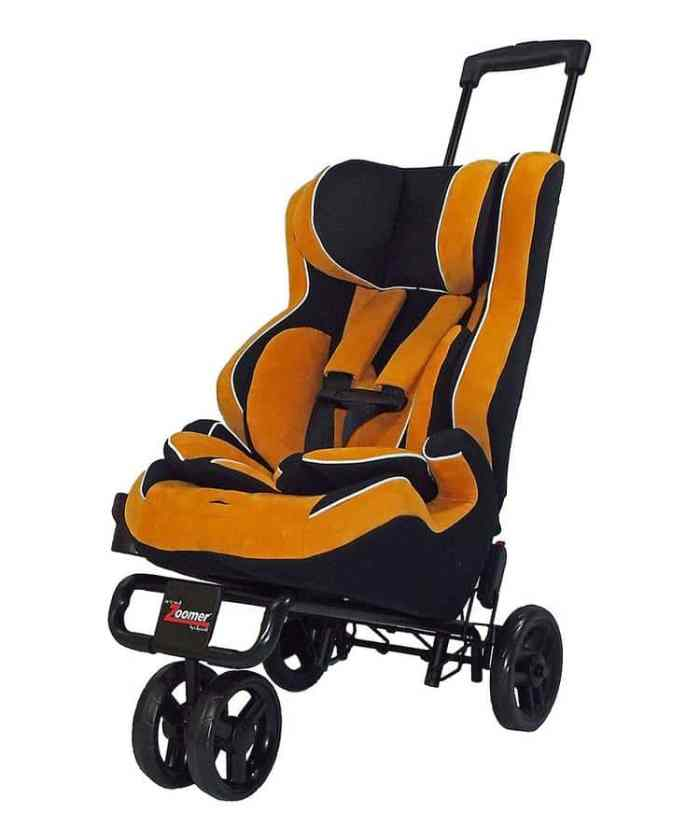 Lilly Gold Zoomer Car Seat Stroller